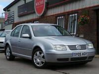 2005 Volkswagen Bora 1.9 TDI PD Sport 4dr 4 door Saloon