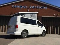 VW T6 Transporter Campervan 2016 Volkswagen | Bluetooth | 4 Berth | 30k miles T5