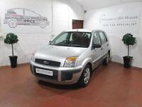 FORD FUSION 1.4 Style 5dr Auto (silver) 2006