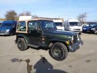 JEEP WRANGLER 4.0 SAHARA | 4 x 4 | 1998 MODEL