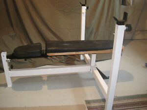 Northern Lights Olympic Incline/Decline bench