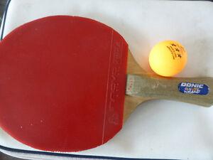 raquette ping pong Québec City Québec image 1
