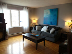 Beautiful bedroom for rent in nice quiet home in Dieppe