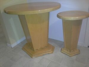 - TABLES
