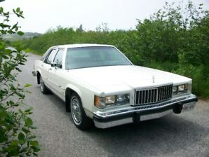 1983 MERCURY GRAND MARQUIS near mint 302