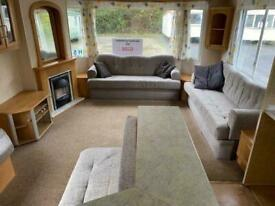 Static Caravan Atlas Everglade 32x12 2BED 2005 Model Free UK Delivery.