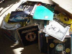 Large lot of records for sale $75.00 for all