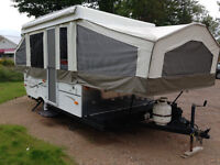 2008 Rockwood Camper 10ft
