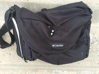 Sac a couches Columbia Noir / Black Columbia Diaper Bag