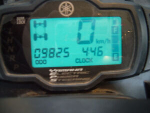 grizzly dash cluster speedometer