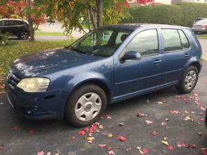 Volkswagen City Golf 2008