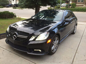 *LIKE NEW* 2010 Mercedes-Benz E-Class E350 4MATIC AWD