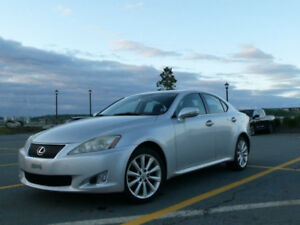 *REDUCED* Lexus IS 250 AWD 2009 - NEW MVI!