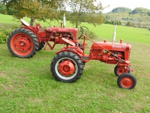 Farm tractors ( antique )
