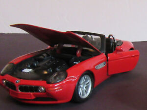 BMW CAR MODEL - 1/24 SCALE - Yellow one sold
