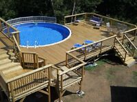 Wanted: Used Pool Deck
