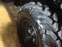 Yamaha Grizzly Rims and Tires