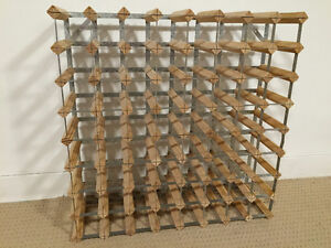 72 bottle wine rack made in Englend West Island Greater Montréal image 3