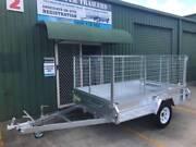 9x5 BOX TRAILER TILT 1400kg ATM. BASE TRAILER PRICE Gatton Lockyer Valley Preview