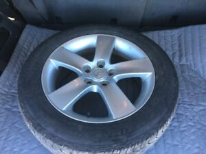 215 60 17 Tires and Alloy Rims