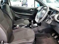 2017 DS DS 3 1.2 PureTech 82 Chic 3dr Hatchback Petrol Manual
