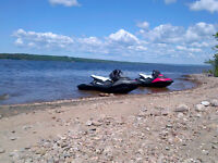 Licorice 3UP Seadoo Spark / Pink 2UP Seadoo Spark