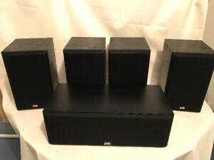 PSB Quad speakers + Center Channel