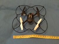 Dron with 2Mpx camera