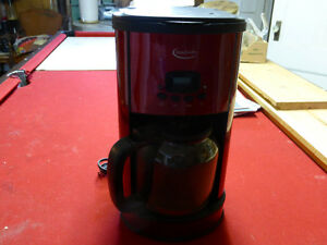 Coffee Maker Betty Crocker