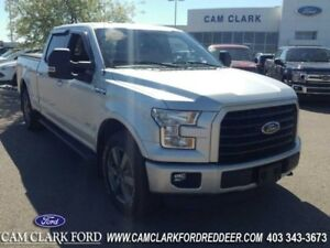 2016 Ford F-150 XLT  Sport Pkg Max Tailer Tow