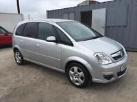 VAUXHALL MERIVA 2008 1.3 CDTI MY BREEZE DIESEL - MANUAL - 1 PREVIOUS LADY OWNER