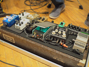 Pedalboards, Guitar and Amp Parts & Effects Pedals