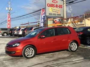 2011 Volkswagen Golf TDI,  NO TAX SALE!! month of December only!