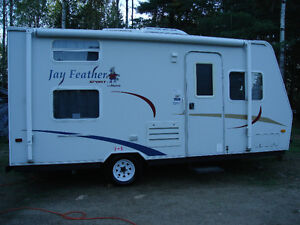 2006 Jayco Jay Feather Lite 19 ft