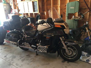 1987 Honda Goldwing Apencade