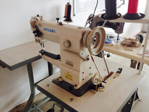 Industrial Atlas Levy Cylinder Arm Sewing Machine