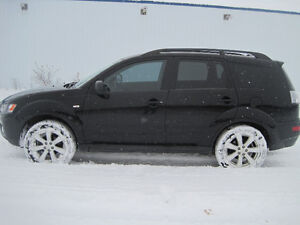 2012 Mitsubishi Outlander AWD Leather