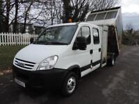 2008 IVECO DAILY 50C15D + 1 OWNER + EX COUNCIL + TIPPER DIESEL