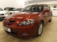 MAZDA 3 TAKARA, Red, Manual, Petrol, 2008