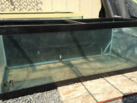 75 Gal. Aquarium with cracked glass - Reptile or Rodent Tank