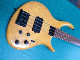 Tobias growler bass guitar
