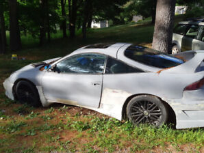 1995 Mitsubishi Eclipse RS Other