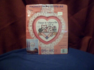 Country Cross Stitch Kit