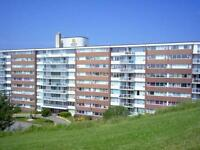 $1045 Incl Heat/Hot Water - Fort Howe Apts - Spacious 3 Bedroom