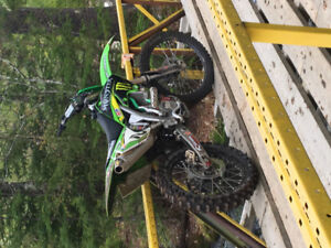 04 kx250f for trade only