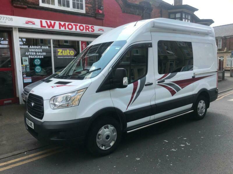 2015 Ford TRANSIT 350 4 berth campervan / motorhome BRAND NEW BUILD | in  Bridlington, East Yorkshire | Gumtree
