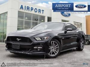 2015 Ford Mustang GT 5.0L Fastback with Roush exhaust