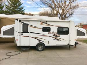 2013 Spree Escape 18 ft camper