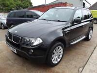 BMW X3 2.0d SE 5 DOOR 4X4 WITH SERVICE HISTORY