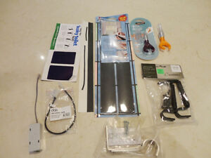Various Household functional items -Window Decor,Brackets, Tools